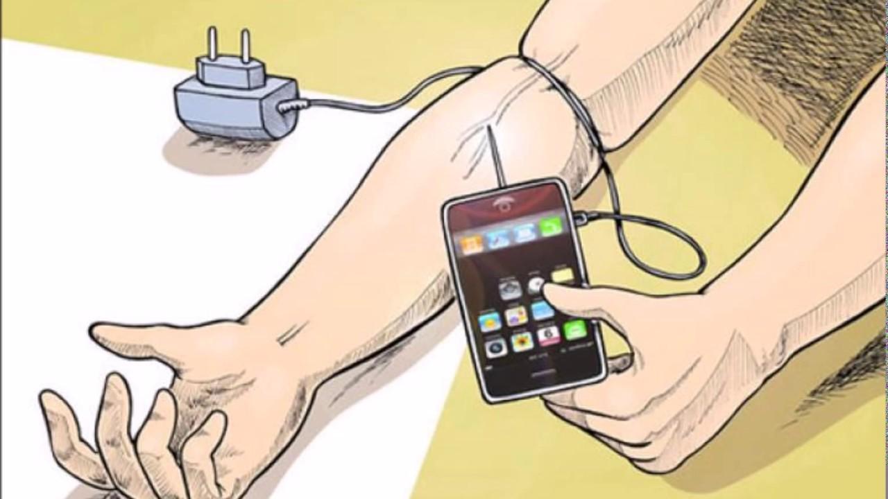 Cocaína por que, se tem celular?