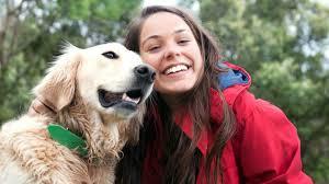 A Menina e o Cão